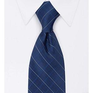 Calvin Klein Men's Navy Ties